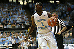 30 December 2015: North Carolina's Theo Pinson. The University of North Carolina Tar Heels hosted the Clemson University Tigers at the Dean E. Smith Center in Chapel Hill, North Carolina in a 2015-16 NCAA Division I Men's Basketball game. UNC won the game 80-69.