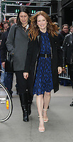NOV 20 Julianne Moore at Good Morning America