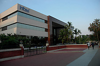 Infosys office in Bangalore. Infosys is the largest software company in the country and the head office is in Bangalore, Karnataka, India. Arindam Mukherjee