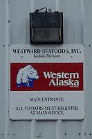 Westward Seafoods, Kodiak Island, Alaska, US