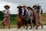Forced labor, Myanmar