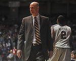 "Ole Miss head coach Andy Kennedy at the C.M. ""Tad"" Smith Coliseum in Oxford, Miss. on Wednesday, February 9, 2011. Ole Miss won 66-60 and is now 4-5 in the Southeastern Conference."