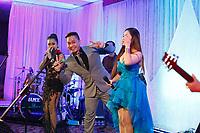 Ros Monika, Kevin, Ratanak Pisey<br /> <br />  Photo :- Agence Quebec Presse