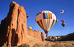 Red Rock Balloon Rally, near Gallup, New Mexico