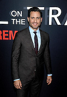 NEW YORK, NY - OCTOBER 4: Edgar Ramirez at 'The Girl On The Train' Premiere at Regal E-Walk on October 4, 2016 in New York City. Credit: John Palmer/MediaPunch