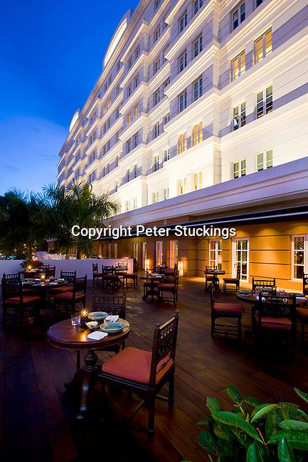 The Terrace at the Park Hyatt Saigon