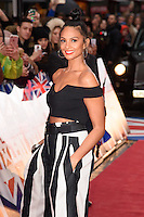 Alesha Dixon at the Britain's Got Talent - London Auditions at the London Palladium, London, UK. <br /> 29th January  2017<br /> Picture: Steve Vas/Featureflash/SilverHub 0208 004 5359 sales@silverhubmedia.com