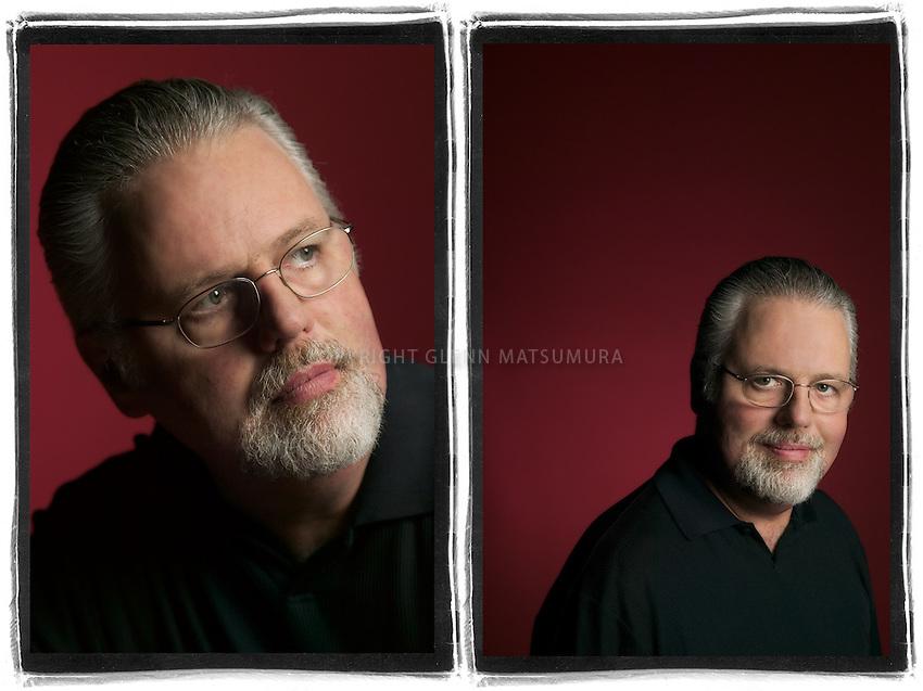 Michael Lamotte portrait. Photographer