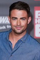 HOLLYWOOD, LOS ANGELES, CA, USA - NOVEMBER 04: Jonathan Bennett arrives at the Los Angeles Premiere Of Disney's 'Big Hero 6' held at the El Capitan Theatre on November 4, 2014 in Hollywood, Los Angeles, California, United States. (Photo by David Acosta/Celebrity Monitor)