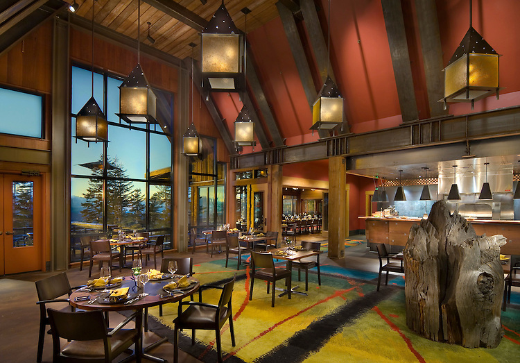 Schaffer's Camp Restuarant.Northstar-at Tahoe.Tahoe Mountain Resorts.Faulkner Architects.Q&D Construction