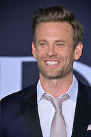 Eric Johnson at the premiere of &quot;Fifty Shades Darker&quot; at the Theatre at the Ace Hotel, Los Angeles, USA 18th January  2017<br /> Picture: Paul Smith/Featureflash/SilverHub 0208 004 5359 sales@silverhubmedia.com