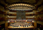 Hila Plitmann - Pacific Chorale - Pacific Symphony perfoming the World Premiere of Richard DanielPour's 'Toward a Season of Peace' at The Rene and Henry Segerstrom Concert Hall in Costa Mesa, CA.