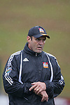 Chiefs Development XV coach Keven Schuler.IRB Pacific Rugby Cup game played between the Chiefs Development XV and Tonga A at Bayer Growers Stadium, Pukekohe on Friday March 4th, 2011..The Chiefs Development XV won 50 - 13.