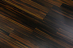 Dark brown wood laminated floor texture background