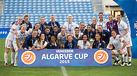 Algarve Cup 2015 Final, USWNT vs France, March 11, 2015