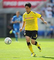 FUSSBALL   1. BUNDESLIGA  SAISON 2011/2012   2. Spieltag   13.08.2011 TSG 1899 Hoffenheim - Borussia Dortmund  Shinji Kagawa (Borussia Dortmund)