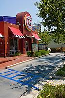 Panda Express, fast casual, restaurant, chain, American Chinese cuisine, Burbank, CA,