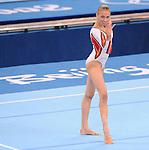 Olympia 2008 in Peking, Kunstturnen Frauen, Qualifikation: Marie-Sophie Hindermann
