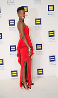 Washington DC,September 10, 2016, USA:  The 20th Annual Human Rights Campaign (HRC) dinner takes place in Washington DC. Speakers and entertainment includes, actor Samira Wiley.  Patsy Lynch/MediaPunch
