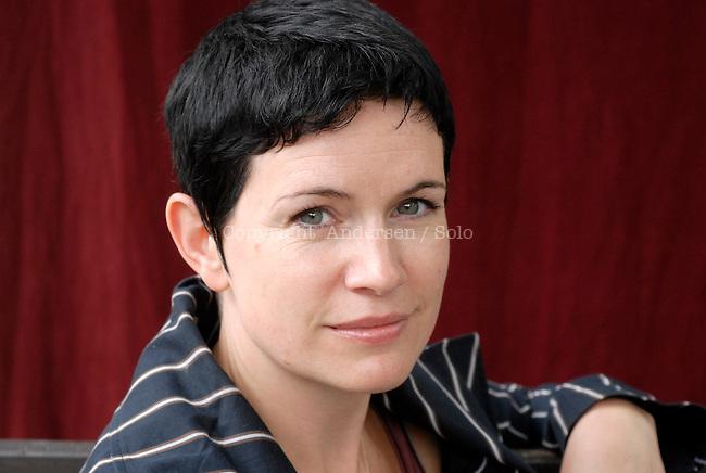 Sarah Hall, English writer, June 2012