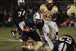 Lafayette High vs. Lewisburg on Friday, September 28, 2012.