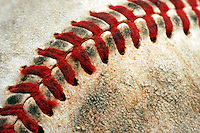 17 May 2005: BASEBALL Sports Ball graphic detail, illustration, product, art, white background.