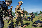 American Soldiers Train Ukrainians