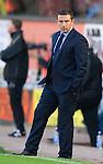 Dundee Utd v St Johnstone...25.09.10  .A glum Derek McInnes.Picture by Graeme Hart..Copyright Perthshire Picture Agency.Tel: 01738 623350  Mobile: 07990 594431