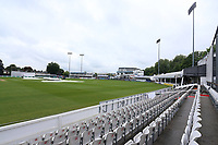 General view of the ground ahead of Essex CCC vs Hampshire CCC, Specsavers County Championship Division 1 Cricket at The Cloudfm County Ground on 19th May 2017