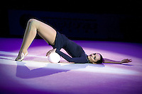"ANNA BESSONOVA of Ukraine performs gala at 2011 World Cup Kiev, ""Deriugina Cup"" in Kiev, Ukraine on May 8, 2011."