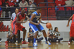 Kentucky's Terrence Jones (3)  against Ole MIss forward Reginald Buckner (2) at the C.M. &quot;Tad&quot; Smith Coliseum in Oxford, Miss. on Tuesday, February 1, 2011. Ole Miss won 71-69.
