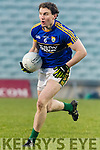 Tadhg Morley Kerry in action against  Limerick in the Final of the McGrath Cup at the Gaelic Grounds on Sunday.