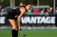 Jenny Storey during the international hockey match between the Blacksticks Women and India, Rosa Birch Park, Pukekohe, New Zealand. Sunday 14  May 2017. Photo:Simon Watts / www.bwmedia.co.nz
