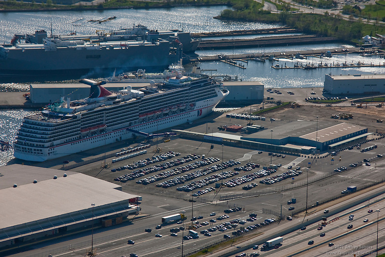 Carnival Cruise Line Baltimore Port Pictures  Punchaoscom