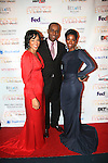 Nicole Coward, Obi Onyeagoro and  Asha Richards Attend the 7th Annual Evidence Gala...A Breath of Spring Hosted by Law & Order Actress Tamara Tunie and Jazz Vocalist Gregory Generet Held at The Grand Ballroom at Manhattan Center, NY 4/12/2011