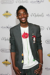 "Nadji Jeter arrives on the red carpet at ""A Stellar Night"" hosted by ""Starlight Children's Foundation"" who are brightening the lives of seriously and terminally ill children in order to take their minds off the pain, fear and isolation of their illness. The Gala benefit was held at the Century Plaza Hyatt Hotel in Century City Ca. Saturday March 26, 2011. Photo by Peter Switzer"