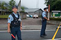 Mass murder rampage Japan 7/26/16