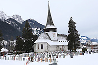 Andrea Casiraghi and Tatiana Santo Domingo weds at the Rougemont Church - Switzerland