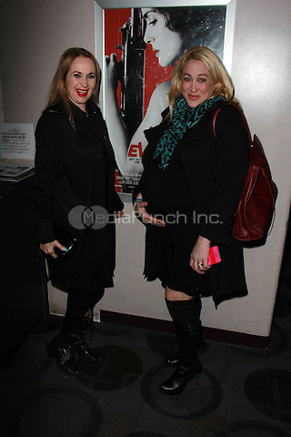 "BEVERLY HILLS, CA - FEBRUARY 28: Jenise Blanc, Jennifer Blanc-Biehn at the ""Everly"" Opening Weekend Splatter-Ganza at Laemmle's Music Hall, Beverly Hills, California on February 28, 2015. Credit: David Edwards/DailyCeleb/MediaPunch"