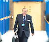Conservative Party Conference, ICC, Birmingham, Great Britain <br /> 1st October 2014<br /> <br /> Andrew Neil <br /> <br /> <br /> Photograph by Elliott Franks <br /> Image licensed to Elliott Franks Photography Services