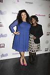 02-28-15 Color of Beauty Awards - Delaina Dixon & Michelle Buteau