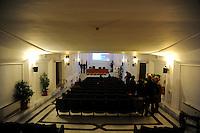 """20 dicembre 2010 Federculture.Presentazione della ricerca """"Cultura impresa e territorio"""".."""