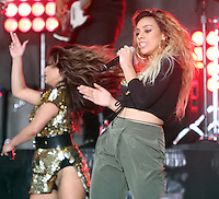 Fifth Harmony Perform On Today Show's Citi Concert Series