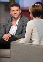 FEB 26 Ryan Phillippe Visits ABC's Good Morning America NY