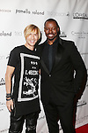"DESIGNER MARC BOUWER AND TED GIBSON AT RENOWNED HAIR STYLIST TO THE STARS TED GIBSON HOSTS 50TH BIRTHDAY EVENT WITH THE HELP OF ""GIBSON GIRLS"" ACTRESSES ASHLEY GREEN, KATE WALSH AND DEBRA MESSING HELD AT THE KNICKERBOCKER ROOFTOP"