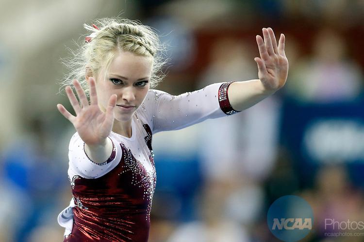 2015 W DI Gymnastics