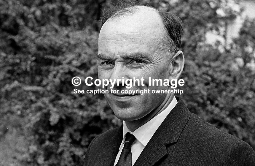 Michael Cunningham, candidate, Independent, Mid-Ulster, June 1970, UK General Election, 197006000213<br />