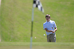 A high school golf tournament at Country Club of Oxford in Oxford, Miss. on Tuesday, April 5, 2011.