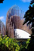 Tarodičre, centre culturel Tjibaou