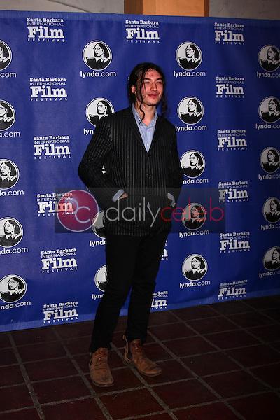 Ezra Miller<br /> at the Santa Barbara International Film Festival&rsquo;s 2013 Virtuosos Award, Arlington Theater, Santa Barbara, CA 01-29-13<br /> David Edwards/DailyCeleb.com 818-249-4998